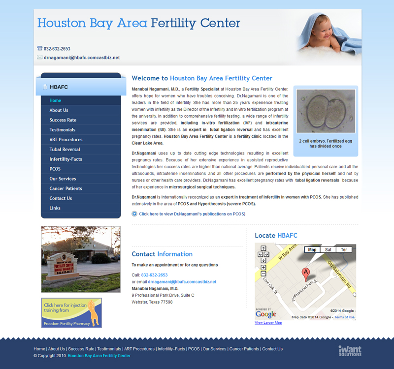 Houston Bay Fertility Center